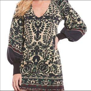 Free People Music & Lyrics Sweater Dress